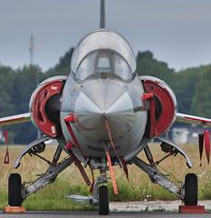 F104 Starfighter (BelgiumOnePoint) Tags: volkel netherlands hollande aviation jets military airshow volkel2019 power avion helicopter f104 starfighter c1