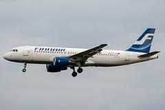 OH-LXA (PlanePixNase) Tags: aircraft airport planespotting bru ebbr brussels brüssel bruxelles zaventem airbus 320 a320 finnair