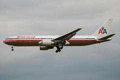 N373AA (PlanePixNase) Tags: aircraft airport planespotting bru ebbr brussels brüssel bruxelles zaventem boeing 767300 b763 767 american
