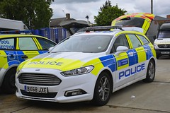 BX68 JXE (S11 AUN) Tags: london metropolitan police ford mondeo 15ecoboost estate dog section policedogs dogsupportunit dsu response van 999 emergency vehicle bx68jxe