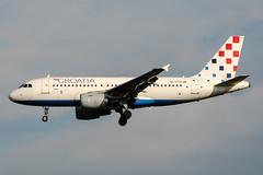 9A-CTH (PlanePixNase) Tags: aircraft airport planespotting bru ebbr brussels brüssel bruxelles zaventem airbus 319 a319 croatia