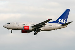 LN-RRP (PlanePixNase) Tags: aircraft airport planespotting bru ebbr brussels brüssel bruxelles zaventem boeing sas 737 737600 b736 scandinavian