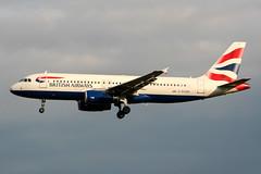 G-EUUR (PlanePixNase) Tags: aircraft airport planespotting bru ebbr brussels brüssel bruxelles zaventem airbus british britishairways 320 a320