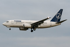 YR-BGH (PlanePixNase) Tags: aircraft airport planespotting bru ebbr brussels brüssel bruxelles zaventem boeing 737 737700 b737 tarom