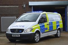 BX58 PHA (S11 AUN) Tags: london metropolitan police mercedesbenz vito van rpu roads policing unit collision investigation ciu 999 emergency vehicle metpolice bx58pha