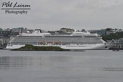 Viking Ocean Cruises - Viking Sun - Stavanger Harbour - 2019.06.19 (Pål Leiren) Tags: cruise ships cruiseships stavangerharbour stavanger harbour norway 2019 cruiseship vessel ship vikingoceancruises vikingsun viking ocean cruises sun