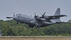 C130 Hercules (BelgiumOnePoint) Tags: volkel netherlands hollande aviation jets military airshow volkel2019 power avion helicopter c130 hercules c1