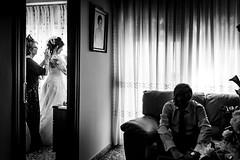 Cuando una hija se casa (Jaime Nicolau) Tags: wedding boda realmoments momentosreales fotografíadeboda fotografíanupcial felicidad tristeza