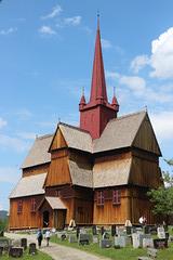 IMG_6885 (clare_and_ben) Tags: 2019 norway norge opplandcounty gudbrandsdalen ringebu ringebustavechurch ringebustavkyrkje church stavechurch josie clare scandinavia