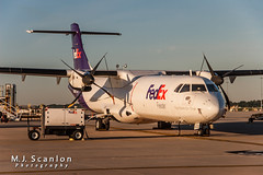 N800FX FedEx Feeder | ATR 72-212(F) | Memphis International Airport (M.J. Scanlon) Tags: asa atr72 atr72212f absolutelypositivelyovernight air aircraft aircraftspotter aircraftspotting airliner airplane airport atlanticsoutheastairlines aviation canon capture cargo digital eos fedex fedexfeeder federalexpress flight fly flying freight freighter haul image impression logistics mem memphisinternationalairport mojo n630as n800fx packages perspective photo photograph photographer photography picture plane planespotter planespotting scanlon spotter spotting theworldontime ©mjscanlon ©mjscanlonphotography