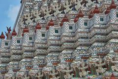 Bangkok – Wat Arun (Thomas Mulchi) Tags: watarun bangkokyaidistrict bangkok thailand bangkokmetropolitanregion 2018