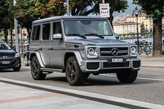 Switzerland (Appenzell-Ausserrhoden) - Mercedes-AMG G 63 2016 (PrincepsLS) Tags: switzerland swiss license plate lugano spotting ar appenzellausserrhoden mercedesamg g 63 2016