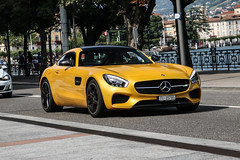 Switzerland (Ticino) - Mercedes-AMG GT S (PrincepsLS) Tags: switzerland swiss license plate lugano spotting ti ticino mercedesamg gt s