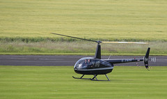 G-CBZE R44, Scone (wwshack) Tags: egpt helicopter psl perth perthkinross perthairport perthshire r44 robinson scone sconeairport scotland gcbze