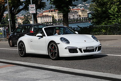 Switzerland (Ticino) - Porsche 991 Carrera GTS Cabriolet (PrincepsLS) Tags: switzerland swiss license plate lugano spotting ti ticino porsche 991 carrera gts cabriolet