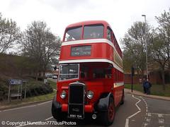 Wellingborough Bus Rally 2019 (111) (Nuneaton777 Bus Photos) Tags: wellingborough bus rally 2019 anh154