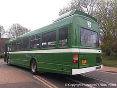 Wellingborough Bus Rally 2019 (110) (Nuneaton777 Bus Photos) Tags: wellingborough bus rally 2019 hta844n