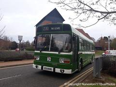 Wellingborough Bus Rally 2019 (109) (Nuneaton777 Bus Photos) Tags: wellingborough bus rally 2019 hta844n