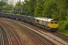 66717 (David Blandford photography) Tags: southampton hampshire 4y19 1230 mountfield sidings gbrf w docks gyspum