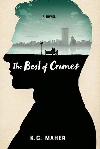 """The Best of Crimes"" front cover published in England, May 2019 available in the US in September 2019"