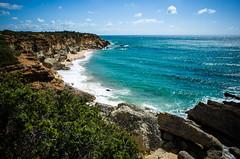 Calas de Roche (jlben Juan Leon) Tags: ricoh ricohgr ricohgrii sea mar cliffs beaches playas roche conil acantilados conildelafrontera