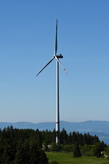 Extremely high! (cosmo-jo) Tags: windräder schwarzwald nikon d7500 windturbines blackforest germany