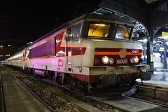 20081023 002 Paris Est. 15009 Arrived With CNL260, 20.53 Ex-Munchen Hbf (15038) Tags: railways trains sncf france bb15000 electric locomotive parisest 15009