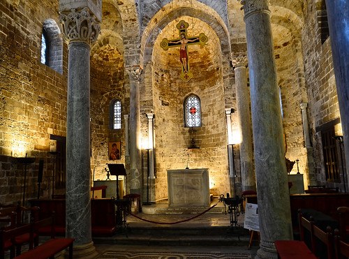 Palerme - Piazza Bellini - Chiesa San Cataldo (1040)