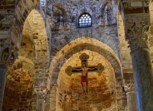 Palerme - Piazza Bellini - Chiesa San Cataldo (1027)