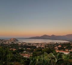 Panorama sur la baie de Calvi et sa Citadelle 😍🌅 . . . . Panoramic view of Calvi Bay and Citadel 😍🌅 . . . . #calvi #corse #corsica #bay #sea #sunset #balagne #sun #summer #goodvibes #picoftheday #campodifiori #tourism (campodifiorimaisonsdecharme) Tags: calvi balagne sun campodifiori sea summer picoftheday goodvibes corsica sunset tourismincorse bay corse