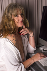 Hard at work ? (David Blandford photography) Tags: lady molly aer asylum reloaded weymouth