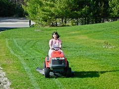 Mowing (moacirdsp) Tags: mowing westport massachusetts usa 2002