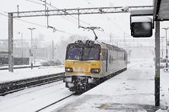 20090202 012 Watford Junction. 92012 Ambles Down (15038) Tags: railways trains br britishrail electric locomotive class92 92012 watfordjunction