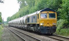 "66742 ""Immingham Docks 1912-2012"" (The Walsall Spotter) Tags: gbrf class66 diesel locomotive 66742 waterorton warwickshire uk freight gloucester kettonward networkrail britishrailways"