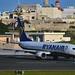 Ryanair EI-EVN Boeing 737-8AS Winglets cn/40294-3992 @ LMML / MLA 13-01-2018