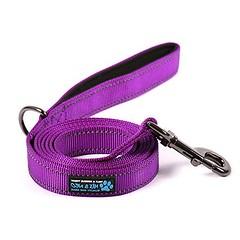 Max and Neo (dog leash2) Tags: max neo reflective nylon