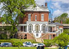 Commandant's House (Eridony (Instagram: eridony_prime)) Tags: boston suffolkcounty massachusetts charlestown charlestownnavyyard house