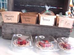 DSC07401 (Bristolsun) Tags: bullards3rdsaturdays bullardsgreenhouseandfarmmarket elkhart indiana freshstrawberries