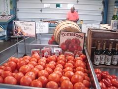 DSC07393 (Bristolsun) Tags: bullards3rdsaturdays bullardsgreenhouseandfarmmarket elkhart indiana freshstrawberries