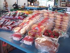 DSC07386 (Bristolsun) Tags: bullards3rdsaturdays bullardsgreenhouseandfarmmarket elkhart indiana freshstrawberries