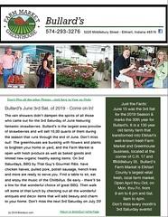 6-15-19 Bullard'd 3rd Sat. Strawberries (Bristolsun) Tags: bullards3rdsaturdays bullardsgreenhouseandfarmmarket elkhart indiana freshstrawberries