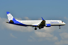 EW-514PO Emb195LR cn 756 Belavia 180721 Schiphol 1005 (Nikon Photographer NL) Tags: aviation civil airliners belavia schiphol