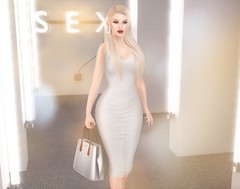 The Real Housewives of Linden County (EnviouSLAY) Tags: realhousewives real housewives white dress purse bag blonde blond longhair long hair makeup eyeshadow lipstick red pinkfuel pink fuel studioexposure studio exposure doux justbecause just because newreleases new releases aurealis equal10 fameshed belleza bento freya letre genus classic monthlyevent monthlyfashion monthlyfair monthly event fashion fair pale female male gay lgbt pride blogger secondlife second life photography realityscene reality scene secondlifefashion secondlifephotography simplebloomsimplebloom