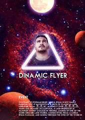 Dinamic Flye (abs.sid86) Tags: a4 flyer design