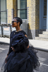 DSC_3160 (photographer695) Tags: lukwesa photo shoot shoreditch studio london location nobu hotel willow street with lulu directing