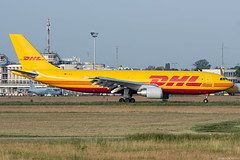 D-AEAI (Andras Regos) Tags: aviation aircraft plane fly airport bud lhbp spotter spotting dhl eatleipzig eat europeanairtransport airbus a300 a300f a300600