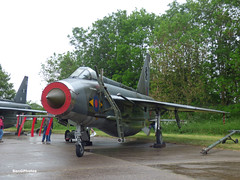 Lightning (BenGPhotos) Tags: bruntingthorpe cold war jets open day may 2019 aircraft plane collection plan millitary jet xs904 english electric lightning f6 fighter