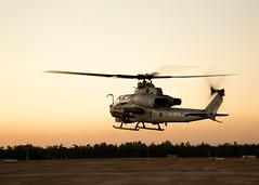 "Marines conduct a practice landing with an AH-1Z Viper at RAAF Base Darwin, Australia (#PACOM) Tags: darwin northernterritory australia usindopacificcommand ""usindopacom"