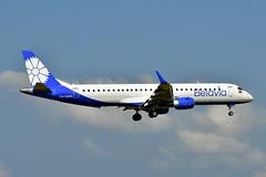 EW-514PO Emb195LR cn 756 Belavia 180721 Schiphol 1004 (Nikon Photographer NL) Tags: aviation civil airliners belavia schiphol
