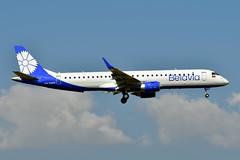 EW-514PO Emb195LR cn 756 Belavia 180721 Schiphol 1003 (Nikon Photographer NL) Tags: aviation civil airliners belavia schiphol
